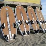 windsurf slalom sea clone boards
