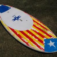 surf-paddle 7'2