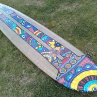 longboard gemini 9'4 lin