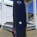 surf kite strapless carbone lin