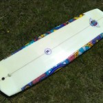 surf kite eco conçu lin